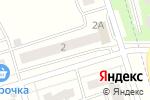 Схема проезда до компании Подружка в Мариинском