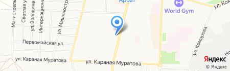 Мастерская по ремонту и изготовлению ювелирных изделий на карте Стерлитамака