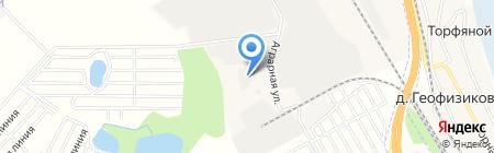 УралПрофиль-Уфа на карте Уфы
