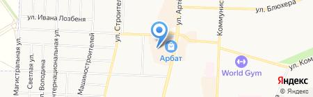 ИтильСтиль на карте Стерлитамака