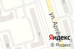 Схема проезда до компании MEBEL GROUP в Мариинском