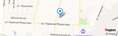 Str-Money.ru на карте Стерлитамака