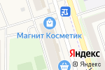 Схема проезда до компании Магазин разливного пива в Мариинском