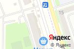 Схема проезда до компании Qiwi в Мариинском