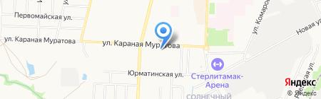 ХОККЕЙ на карте Стерлитамака