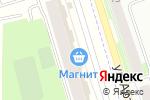 Схема проезда до компании Магазин текстиля в Мариинском