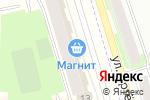 Схема проезда до компании Comepay в Мариинском