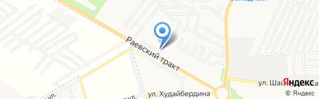 Экспресс-Auto на карте Стерлитамака