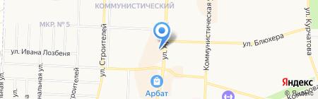 BIG BEN на карте Стерлитамака