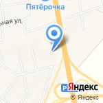 Йомарт на карте Булгаково