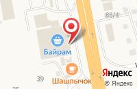Схема проезда до компании Мастерская по ремонту обуви и изготовлению ключей в Булгаково