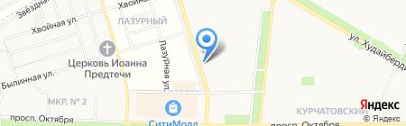 Bi Bi-AUTO на карте Стерлитамака