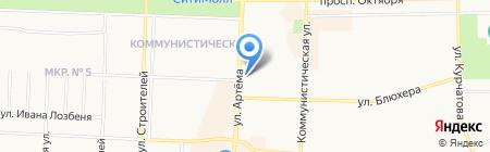 Эксперт Тур на карте Стерлитамака
