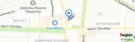 GLORY tex на карте Стерлитамака