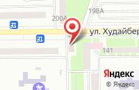 Схема проезда до компании Башкирская республиканская коллегия адвокатов в Мариинском