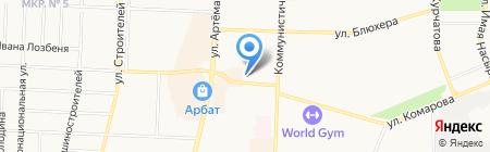 Леди 5XL на карте Стерлитамака