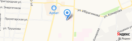 Эко на карте Стерлитамака