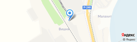 Херманн Руссия на карте Уфы