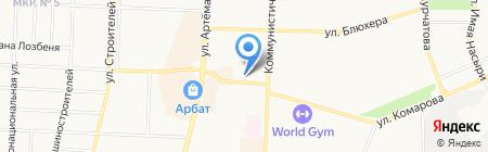 Юридическое агентство на карте Стерлитамака
