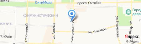 Ласка на карте Стерлитамака