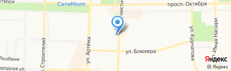 Мастер Отдыха на карте Стерлитамака