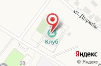 Схема проезда до компании Почтовое отделение №151 в Новом Барятино