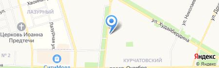 СанТехБыт на карте Стерлитамака