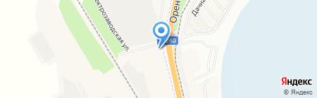 Транс Электрик на карте Уфы