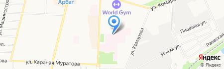 Перинатальный центр на карте Стерлитамака