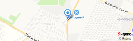 Информационно-справочная служба на карте Стерлитамака