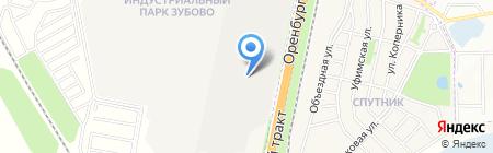 ЛАССЕЛСБЕРГЕР на карте Уфы
