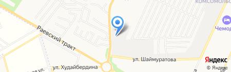 АК БАРС на карте Стерлитамака