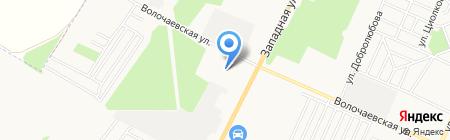 СавВА на карте Стерлитамака