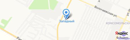 Автовизит на карте Стерлитамака