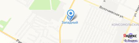 АвтоДом на карте Стерлитамака