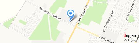 Строймеханизация на карте Стерлитамака
