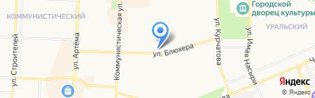 Маленькая страна на карте Стерлитамака