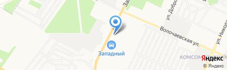 Магазин автозапчастей для корейских автомобилей на карте Стерлитамака
