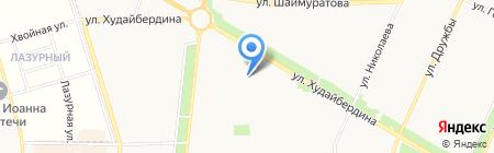 Детский сад №32 Золотая рыбка на карте Стерлитамака