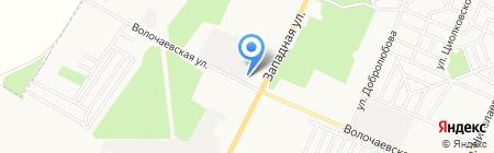 Доступные окна на карте Стерлитамака