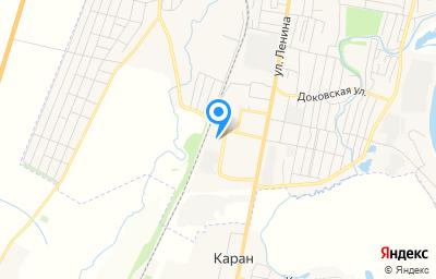 Местоположение на карте пункта техосмотра по адресу Респ Башкортостан, г Мелеуз, ул Промышленная, д 3