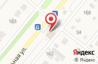 Схема проезда до компании Байрам в Зубово