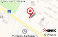 Схема проезда до компании Особнякъ в Наумовке