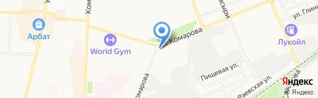 У Иваныча на карте Стерлитамака