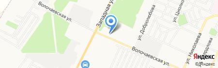 СоюзПрогрессСтрой на карте Стерлитамака
