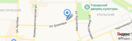 Замков мастер на карте Стерлитамака