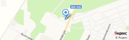 Автодисконт на карте Стерлитамака