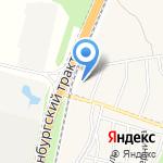 Альянс на карте Чесноковки