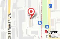 Схема проезда до компании ДезФумКонтроль в Салавате