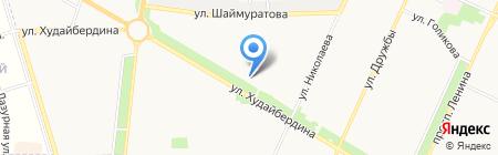 Управление Пенсионного фонда РФ в г. Стерлитамаке на карте Стерлитамака
